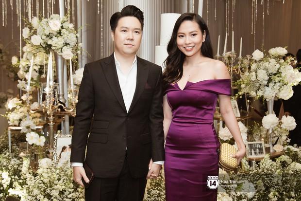Noo Phước Thịnh, Trấn Thành cùng dàn nghệ sĩ đình đám Vbiz tề tựu tại đám cưới của Dương Khắc Linh - Ngọc Duyên - Ảnh 10.