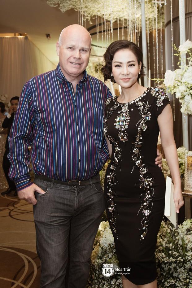 Noo Phước Thịnh, Trấn Thành cùng dàn nghệ sĩ đình đám Vbiz tề tựu tại đám cưới của Dương Khắc Linh - Ngọc Duyên - Ảnh 9.