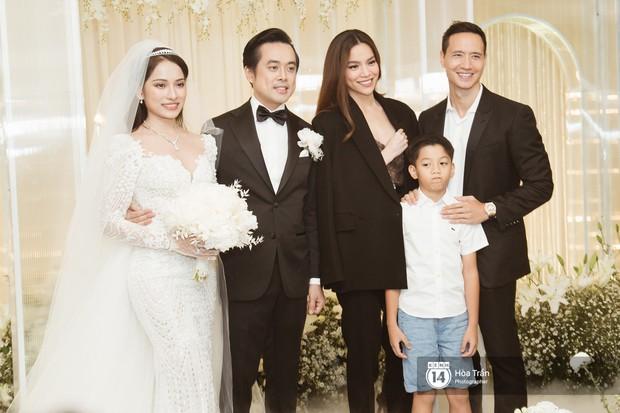 Noo Phước Thịnh, Trấn Thành cùng dàn nghệ sĩ đình đám Vbiz tề tựu tại đám cưới của Dương Khắc Linh - Ngọc Duyên - Ảnh 14.