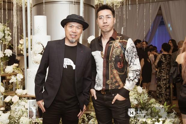 Noo Phước Thịnh, Trấn Thành cùng dàn nghệ sĩ đình đám Vbiz tề tựu tại đám cưới của Dương Khắc Linh - Ngọc Duyên - Ảnh 17.