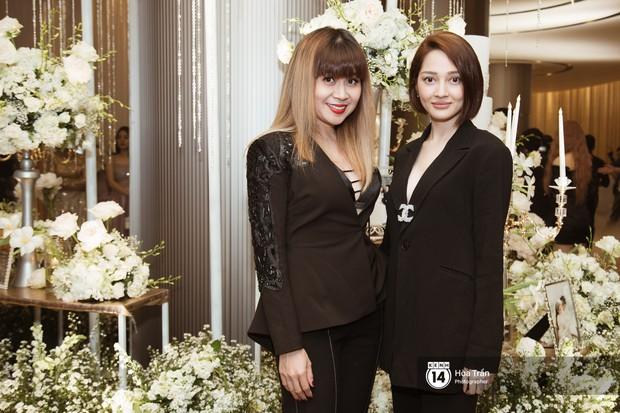 Noo Phước Thịnh, Trấn Thành cùng dàn nghệ sĩ đình đám Vbiz tề tựu tại đám cưới của Dương Khắc Linh - Ngọc Duyên - Ảnh 18.