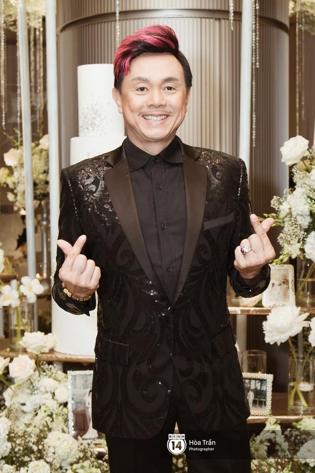 Noo Phước Thịnh, Trấn Thành cùng dàn nghệ sĩ đình đám Vbiz tề tựu tại đám cưới của Dương Khắc Linh - Ngọc Duyên - Ảnh 20.