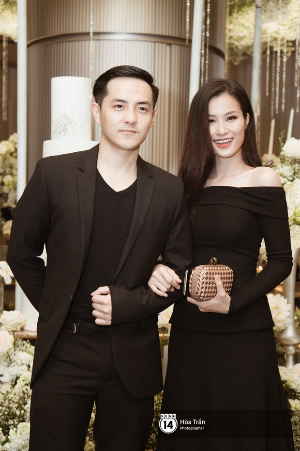 Noo Phước Thịnh, Trấn Thành cùng dàn nghệ sĩ đình đám Vbiz tề tựu tại đám cưới của Dương Khắc Linh - Ngọc Duyên - Ảnh 6.