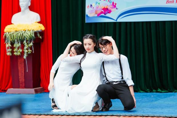 BLACKPINK chắc sẽ thích thú lắm khi nhìn trai xinh gái đẹp Việt dance cover Ddu-ddu ddu-ddu và Kill this love nuột đến thế này - Ảnh 4.