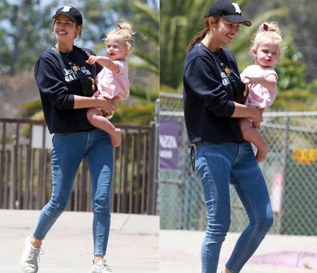 Con gái của tình cũ Ronaldo và tài tử Bradley Cooper gây sốt vì xinh như thiên thần, ra dáng công chúa Hollywood - Ảnh 2.