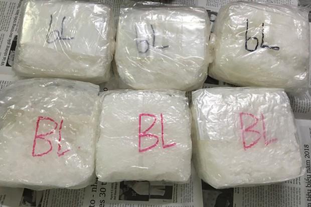 Những khoảnh khắc đấu trí trong vụ án bắt 8kg ma túy - Ảnh 1.