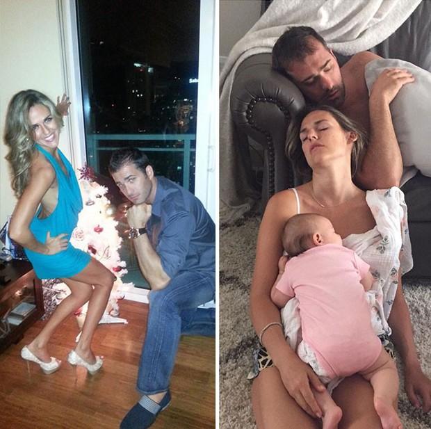 Hình ảnh trước và sau khi làm cha mẹ của các dân chơi sẽ cho bạn thấy việc nuôi con khắc nghiệt đến mức nào - Ảnh 2.