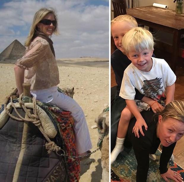 Hình ảnh trước và sau khi làm cha mẹ của các dân chơi sẽ cho bạn thấy việc nuôi con khắc nghiệt đến mức nào - Ảnh 6.