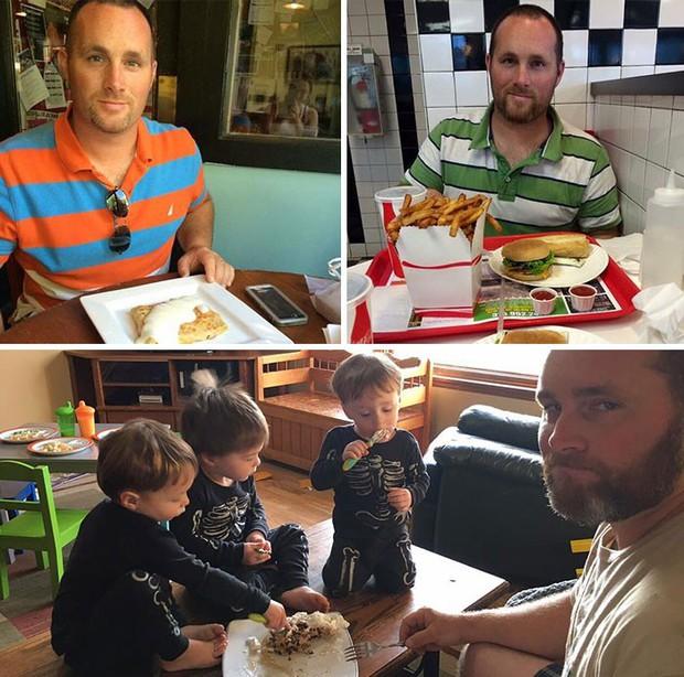Hình ảnh trước và sau khi làm cha mẹ của các dân chơi sẽ cho bạn thấy việc nuôi con khắc nghiệt đến mức nào - Ảnh 10.