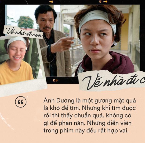 Biên kịch Về Nhà Đi Con Nguyễn Thu Thủy: Đây không phải là phim remake, đoạn kết sẽ khác hoàn toàn phim cũ - Ảnh 7.