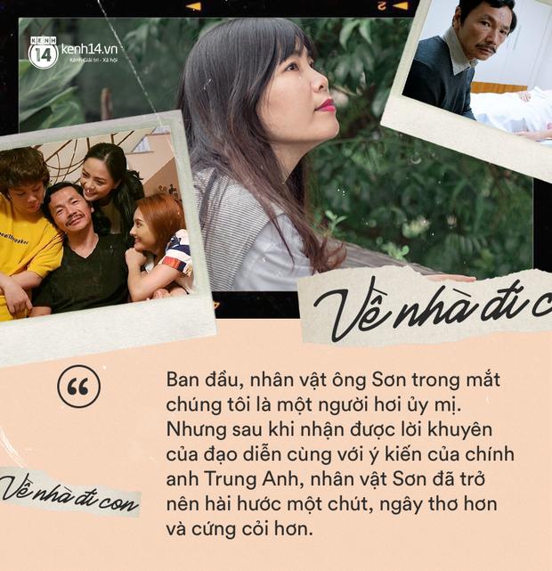 Biên kịch Về Nhà Đi Con Nguyễn Thu Thủy: Đây không phải là phim remake, đoạn kết sẽ khác hoàn toàn phim cũ - Ảnh 12.