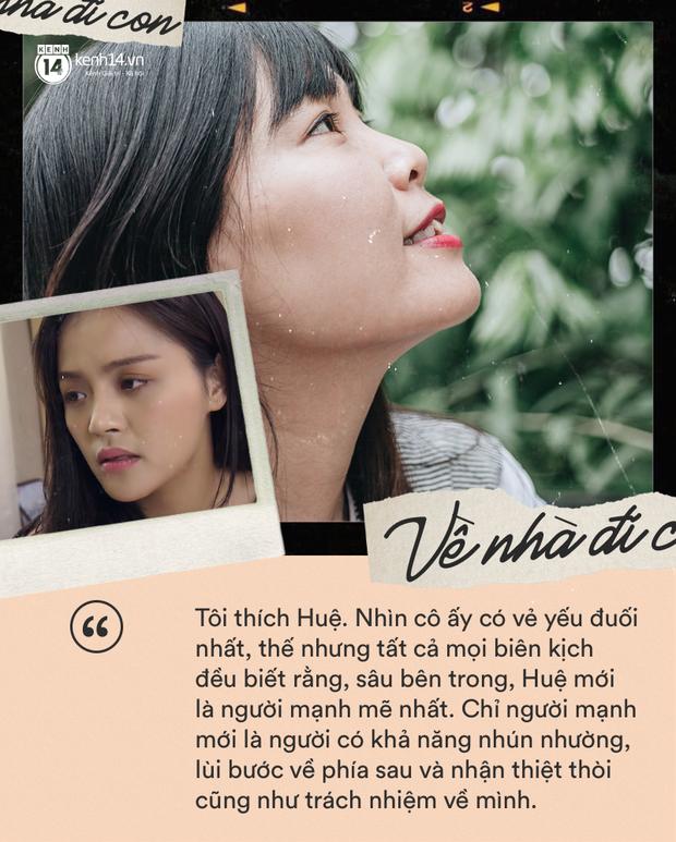 Biên kịch Về Nhà Đi Con Nguyễn Thu Thủy: Đây không phải là phim remake, đoạn kết sẽ khác hoàn toàn phim cũ - Ảnh 13.