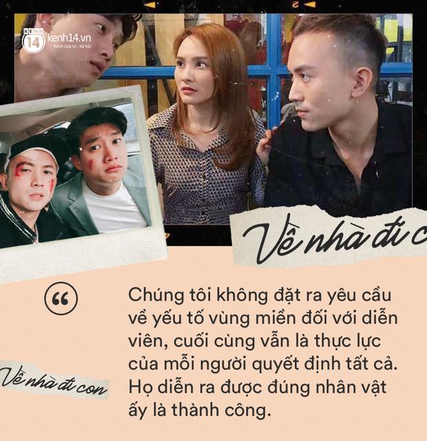 Biên kịch Về Nhà Đi Con Nguyễn Thu Thủy: Đây không phải là phim remake, đoạn kết sẽ khác hoàn toàn phim cũ - Ảnh 16.