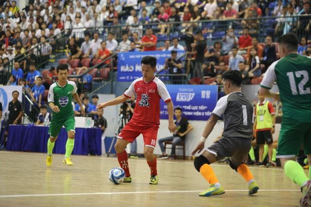 Hành trình đến ngôi vô địch kép VUG 2019 của ĐH Tôn Đức Thắng - Ảnh 7.