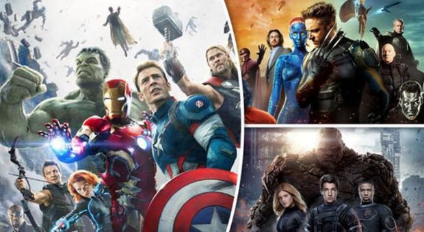 Đại hội siêu anh hùng lớn nhất lịch sử: X-men và Fantastic Four sẽ hợp tác trong một bộ phim Marvel? - Ảnh 5.