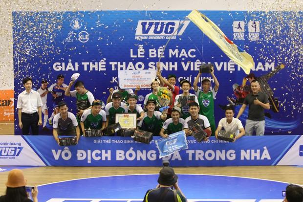 Hành trình đến ngôi vô địch kép VUG 2019 của ĐH Tôn Đức Thắng - Ảnh 8.