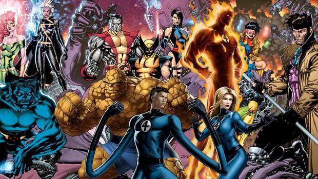 Đại hội siêu anh hùng lớn nhất lịch sử: X-men và Fantastic Four sẽ hợp tác trong một bộ phim Marvel? - Ảnh 7.