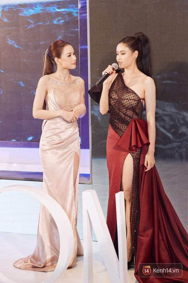 Hai thái cực ở show Đỗ Long: Chi Pu đọ độ sexy cùng Ngọc Trinh, Lan Ngọc - Nhã Phương lại thanh tao dịu dàng - Ảnh 21.