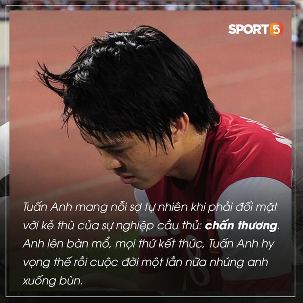 Tiền vệ Tuấn Anh: 6 năm trốn chạy kẻ thù và những tấm ảnh film nâng đỡ đôi chân pha lê của bóng đá Việt Nam - Ảnh 2.