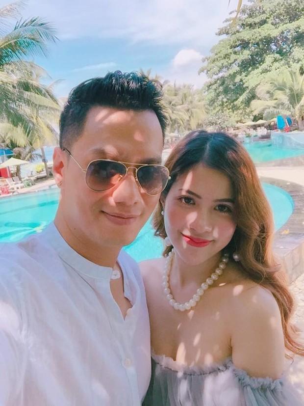 Bị nghi là người thứ ba chen vào cuộc hôn nhân của Việt Anh, Quỳnh Nga chính thức lên tiếng - Ảnh 2.