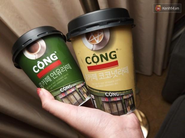 Bất ngờ cà phê Cộng đóng hộp được 7Eleven ở Hàn Quốc bày bán rộng rãi - Ảnh 4.