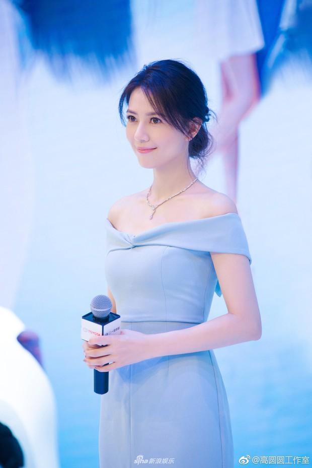 Lộ diện Tứ đại nữ thần 2019: Lưu Diệc Phi giữ chắc ngôi vị, duy nhất Yoona đến từ xứ Hàn lọt top - Ảnh 3.