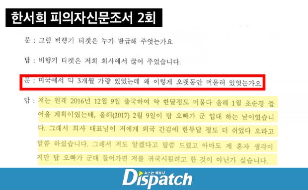 Dispatch khui lại bê bối cần sa: Lộ tin nhắn T.O.P rủ rê bạn gái, YG dùng thủ đoạn ép cô sang Mỹ để Big Bang comeback - Ảnh 12.
