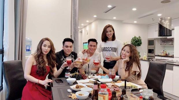 Bị nghi là người thứ ba chen vào cuộc hôn nhân của Việt Anh, Quỳnh Nga chính thức lên tiếng - Ảnh 3.