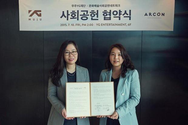 1 tuần sau khi chủ tịch từ chức, CEO mới của YG đã lộ diện: Nữ quản lý tài giỏi đến mức nào mà được lên ghế nóng? - Ảnh 2.