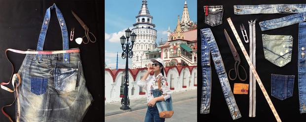 Sao Việt lẫn dàn KOLs nổi tiếng vẫn chăm chỉ tái chế quần áo cũ dù dư tiền mua đồ mới - Ảnh 7.