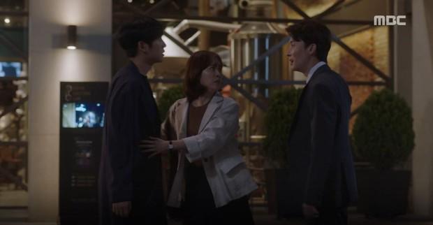 Đêm Xuân tập 10: Han Ji Min ngăn crush tung cước với người yêu cũ, tâm sự đến khuya với tình mới - Ảnh 2.