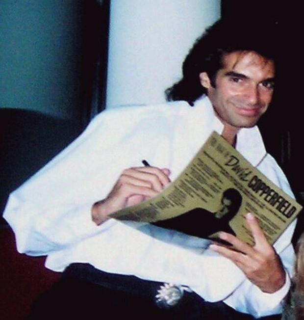 David Copperfield: Cậu bé Do Thái dám cãi lời mẹ theo đuổi đam mê, trở thành ảo thuật gia vĩ đại từng hô biến tượng Nữ thần Tự do - Ảnh 2.