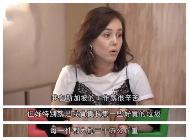 Sự thật thảm hoạ Hong Kong nhặt rác mưu sinh ở Singapore, nay trở lại showbiz kiếm tiền sửa mũi - Ảnh 4.