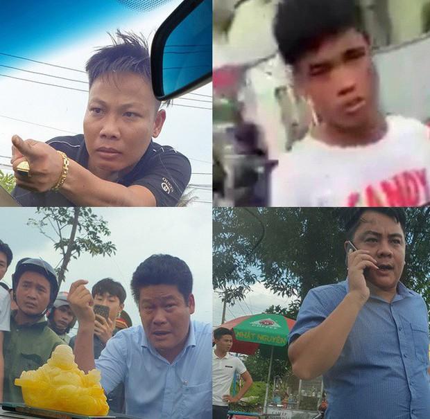 Khởi tố chủ doanh nghiệp gọi nhóm giang hồ chặn vây xe công an ở tỉnh Đồng Nai - Ảnh 1.