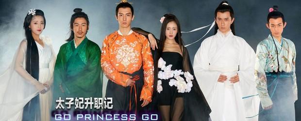 Ekip nghèo nhất làng phim Thái Tử Phi Thăng Chức Ký giờ ra sao: Cặp chính lặn mất tăm, dàn phụ vô danh ngày càng nổi tiếng - Ảnh 2.