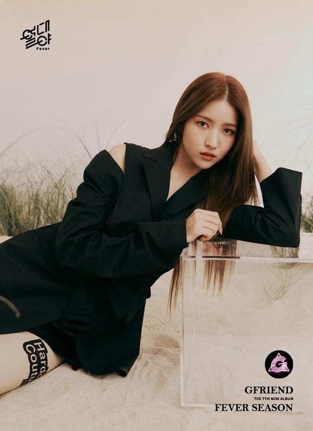 GFRIEND và (G)I-DLE ra teaser: Bản sao Jessica lạc quẻ, thành viên hụt của BLACKPINK như công chúa Jennie - Ảnh 1.