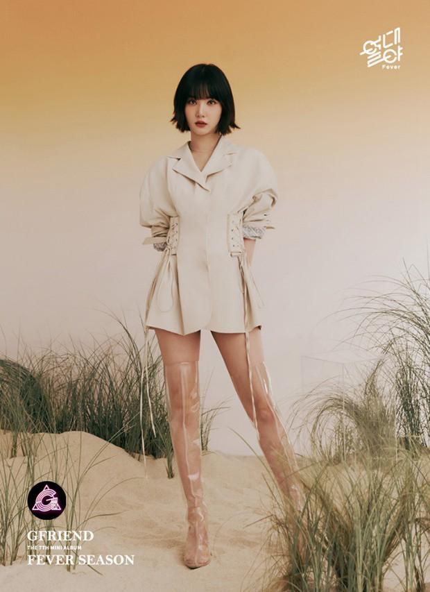 GFRIEND và (G)I-DLE ra teaser: Bản sao Jessica lạc quẻ, thành viên hụt của BLACKPINK như công chúa Jennie - Ảnh 5.
