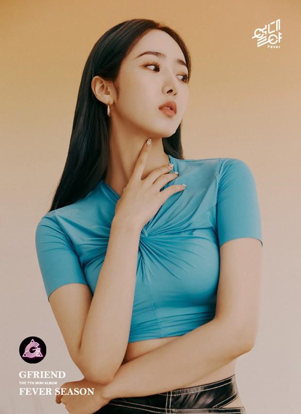 GFRIEND và (G)I-DLE ra teaser: Bản sao Jessica lạc quẻ, thành viên hụt của BLACKPINK như công chúa Jennie - Ảnh 9.