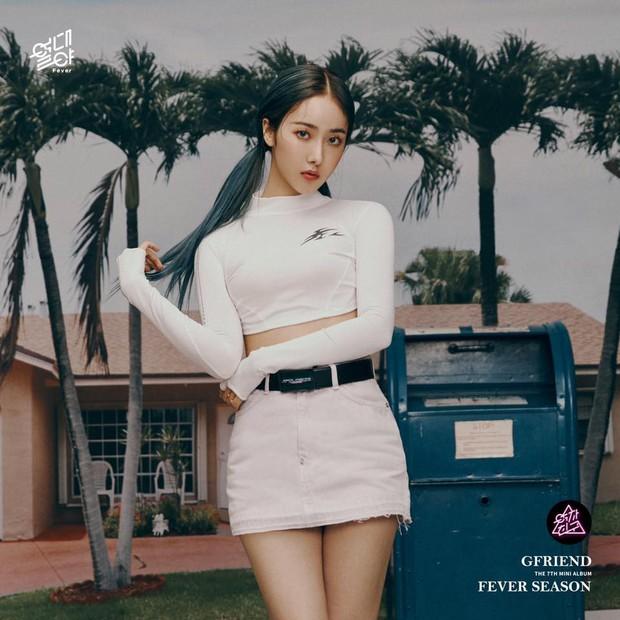 GFRIEND và (G)I-DLE ra teaser: Bản sao Jessica lạc quẻ, thành viên hụt của BLACKPINK như công chúa Jennie - Ảnh 10.