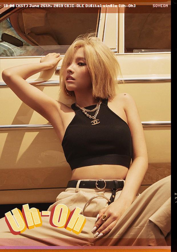 GFRIEND và (G)I-DLE ra teaser: Bản sao Jessica lạc quẻ, thành viên hụt của BLACKPINK như công chúa Jennie - Ảnh 15.