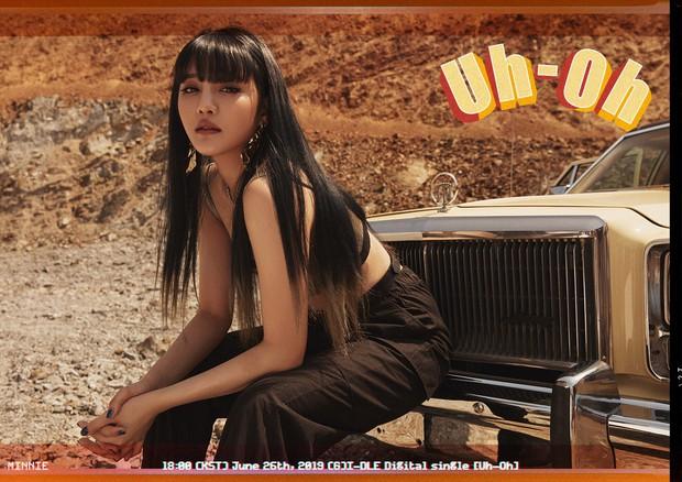 GFRIEND và (G)I-DLE ra teaser: Bản sao Jessica lạc quẻ, thành viên hụt của BLACKPINK như công chúa Jennie - Ảnh 17.