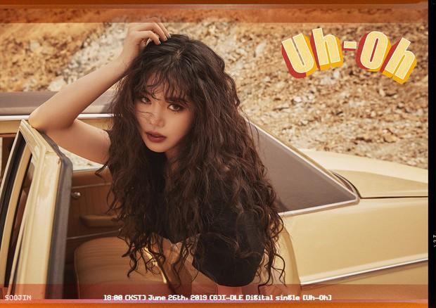 GFRIEND và (G)I-DLE ra teaser: Bản sao Jessica lạc quẻ, thành viên hụt của BLACKPINK như công chúa Jennie - Ảnh 18.