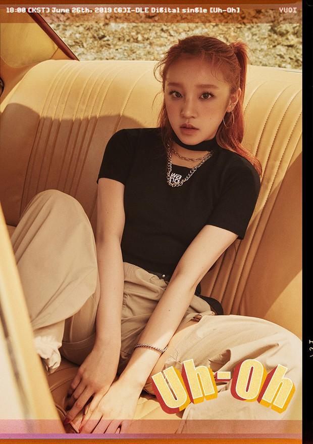 GFRIEND và (G)I-DLE ra teaser: Bản sao Jessica lạc quẻ, thành viên hụt của BLACKPINK như công chúa Jennie - Ảnh 19.