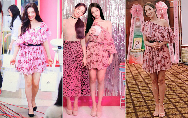 Với đôi chân nuột nà, liệu Jennie có đủ sức lấn át Joy và Park Min Young khi đụng đầm trăm triệu? - Ảnh 8.