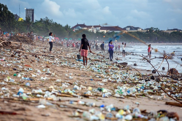 Câu chuyện cuộc đời của 3 chiếc chai nhựa: Tùy vào cách hành xử của bạn, Trái đất sẽ có những cái kết khác nhau - Ảnh 1.