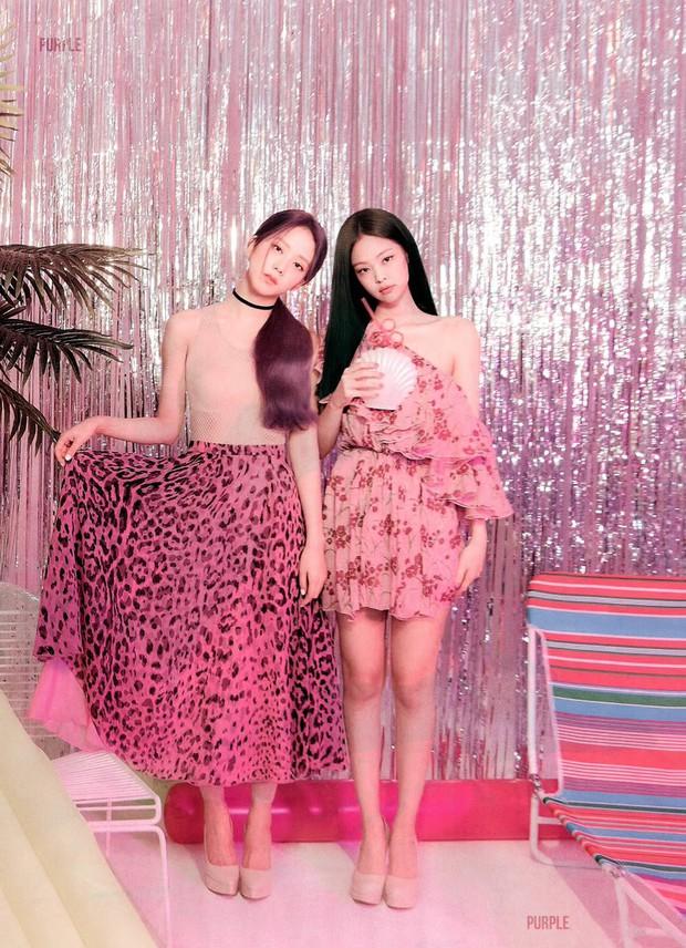Với đôi chân nuột nà, liệu Jennie có đủ sức lấn át Joy và Park Min Young khi đụng đầm trăm triệu? - Ảnh 2.