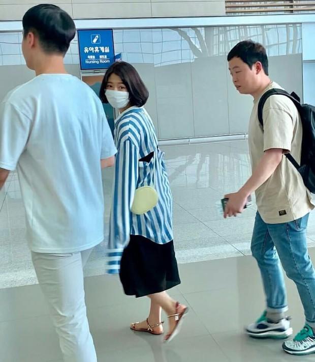 """Phí hoài nhan sắc như Park Shin Hye: Rất hay """"dìm"""" bản thân với trang phục già nua, luộm thuộm - Ảnh 5."""