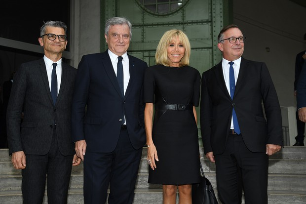 Giới siêu sao, chính trị gia lẫn hoàng gia tề tựu tại Paris vào tháng 6 này chỉ vì một nguyên do: Karl Lagerfeld - Ảnh 11.