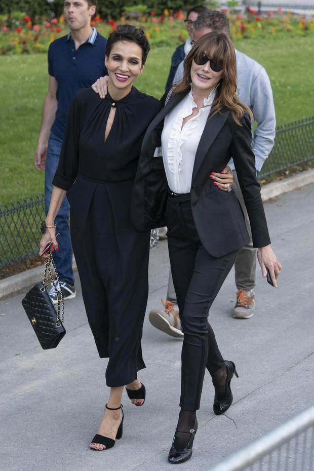 Giới siêu sao, chính trị gia lẫn hoàng gia tề tựu tại Paris vào tháng 6 này chỉ vì một nguyên do: Karl Lagerfeld - Ảnh 12.