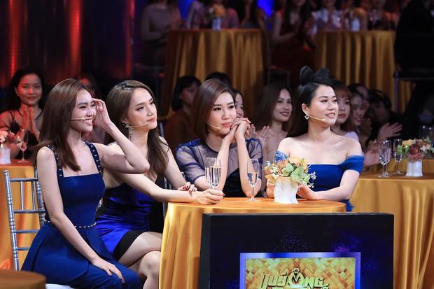 Hương Giang, Ninh Dương Lan Ngọc thi nhau kể xấu người yêu cũ - Ảnh 1.